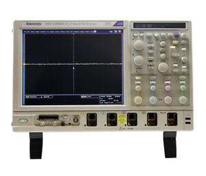 Tektronix Mso72304dx 23g Mixed Sig O scope Bundled W extra Software For Pcie G3