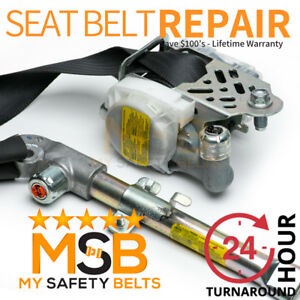 Cadillac Cts v Dual Stage Seat Belt Repair Rebuild Recharge Service Fix