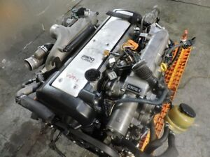 Toyota Chaser Vvti Front Sump Turbo Engine Trans 2 Jdm 1jz gte Free Shipping