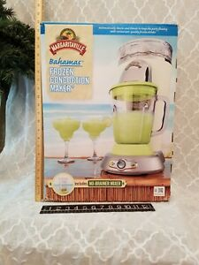 New Bahamas Frozen Drink Machine Concoction Slushie Margarita Maker Blender