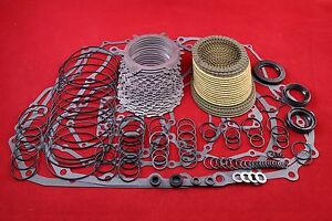Honda Accord V6 Transmission Master Rebuild Kit 1995 97