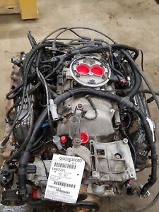 1995 Dodge Ram 1500 5 9 Engine Motor Assembly 159 903 Miles No Core Charge