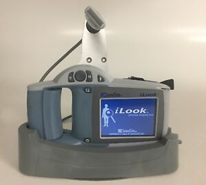 Sonosite Ilook 25 Portable Ultrasound System With Docking Station Used Tested