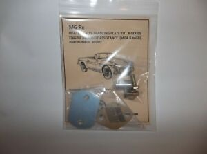 Mgb Rx Heater Valve Blanking Plate Kit