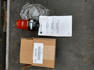 Federal Signal Lp3p 120a Streamline Low Profile Strobe Light Pipe Mount New