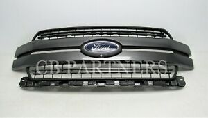 2018 2020 Original New Takeoff Ford F150 Magnetic Gray Front Grille With Emblem