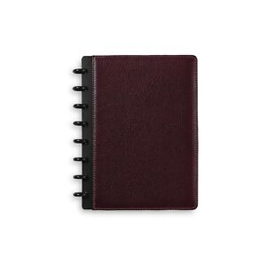 Levenger Cordova Foldover Notebook Oxblood Junior al13080 76 no Mono