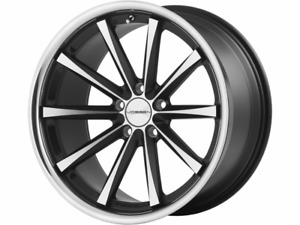New Set Of Vossen Wheels Cv1 5x120 Black Machine Face 20x10 5 Et27 4 Wheels