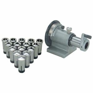 Ttc Bf 5c 15 Pc 5c Collet Set Index Fixture