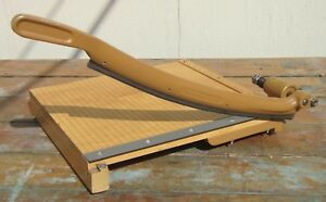 Ingento 1142 15 Classic Paper Trimmer Paper Cutter Hardwood Maple
