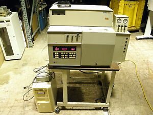 Tremetrics Inc 541 Gas Chromatograph Model 541gc Ionization Lab Test Equipment