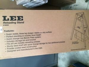 LEE RELOADING STAND 90688