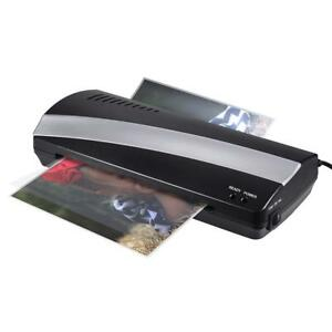 Photo Paper Film Document Thermal Hot cold A4 Laminating Machine