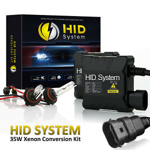 G5 Hid Xenon Bulb Conversion Kit H11 9006 9005 9007 H1 H3 H4 H7 H13 9145 5202