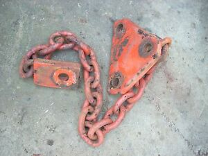 Case David Brown 1410 Tractor Sway Chain