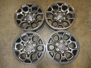 2017 Toyota Tacoma 4wd Factory 16 Wheels Tundra Sequoia 4runner 75191 Oem