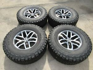 New Takeoff 2017 2018 Original Ford Raptor F150 17 Wheels And Tires