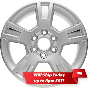 New Set Of 4 18 Replacement Alloy Wheels Rims For 2007 2015 Gmc Acadia