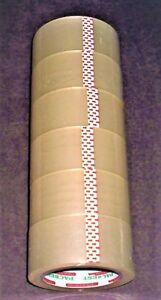 12 Rolls Shipping Packing Tapes New 2 X 110 Yds Carton Box Sealing Clear Tape