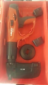 Hilti Dx 460 Magazine Includes Pins And 2 Boxes Of Shots