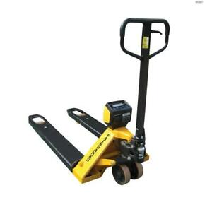 Toolots Fairbanks Pallet Weigh Plus Pallet Jack Scale 5 000 Lb Capacity With Pri