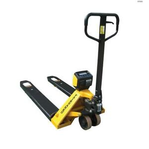 Toolots Fairbanks Pallet Weigh Plus Pallet Jack Scale 3 000 Lb Capacity With Pri