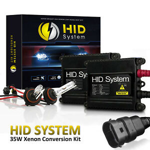 Hidsystem 35w 55w Xenon Slim Hid Kit For Honda Accord City Civic Cr v Cr z Eleme