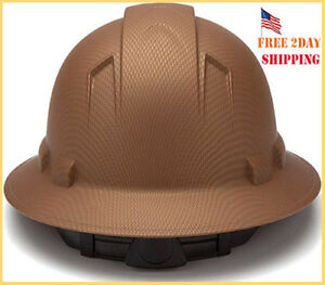 Protective Full Brim Hard Construction Equipment Safety Helmet Adjustable Ratche