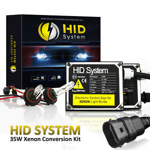 Hidsystem Hid Kit For 1990 2017 Honda Civic Xenon 55w Headlight Fog Light