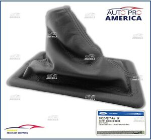 New Oem 2005 2009 Ford Mustang Manual Transmission Shifterboot Cover 8r3z7277aa