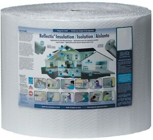 Reflectix 16 In X 100 Ft White Single Reflective Insulation