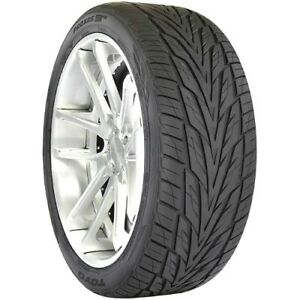 New 255 60r17 Toyo Proxes St Iii 110v Xl Tire s 2556017 255 60 17