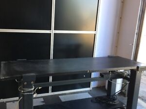 Kinetic Systems Vibration Isolation Table Instrument Table 24 X 72