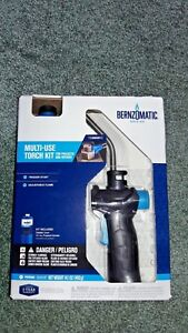 Bernzomatic Ts3500kc Trigger Start Multi Use Torch Kit New In Package