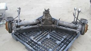 1986 Corvette Rear Suspension With Differential