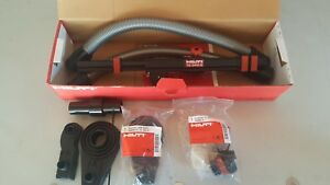 Hilti Dust Removal System Te drs s Drilling Demolition Brand New W Extras