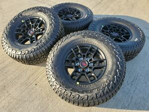 17 Toyota Tacoma Oem Wheels Rims Tires A t 2015 2016 2017 2018 2019 4runner Fj