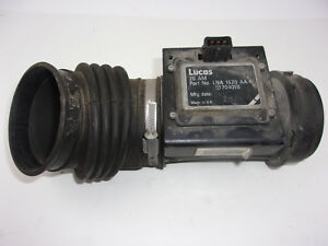 Jaguar Xjr 1995 To 1997 Supercharged Mass Air Flow Meter Sensor Lna1620aa