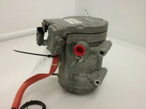 Ac Compressor Vin U 8th Digit Hybrid Electric Fits 13 16 Fusion 1413619