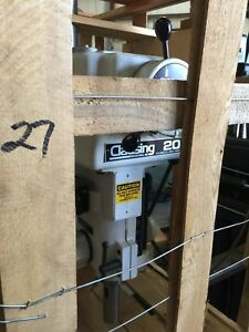 Clausing Variable Speed Drill Press Head Model 2284 New In Factory Crate 20