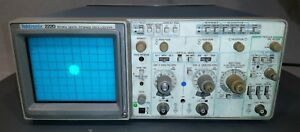 Tektronix 2220 60mhz Digital Storage Oscilloscope