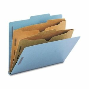 Smd14081 Smead Pressboard Folders With Two Pocket Dividers