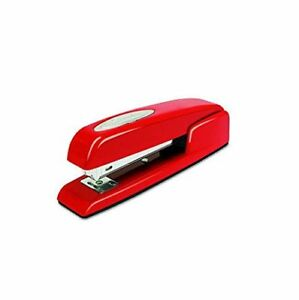 Swingline 747 Business Full Strip Desk Stapler 20 Sheet Capacity Rio Red