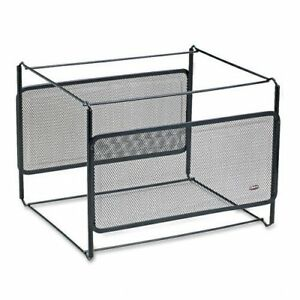 Rolodex Letter Size Mesh File Frame Holder Wire 12 3 8 X 11 3 8 X 9 5 8
