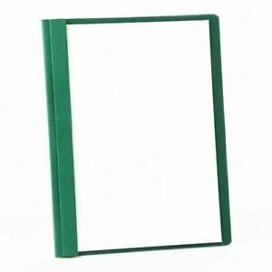 Esselte Oxford Clear Front Report Covers