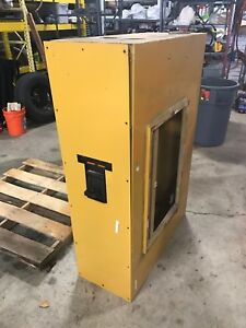 Caterpillar Breaker Box W 1 000 Amp Westinghouse Breaker 654d254g03