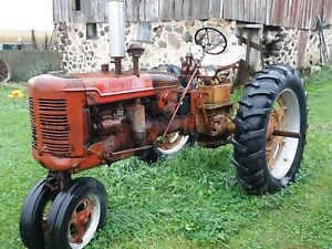 Farmall International C Tractor