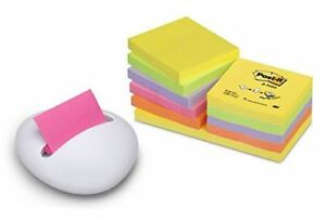 Post It Stone Dispenser White For 76 X 76 Mm Z Notes