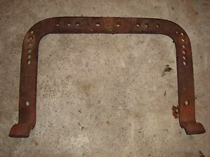 Farmall 450 Tractor Hitch Drawbar Bracket