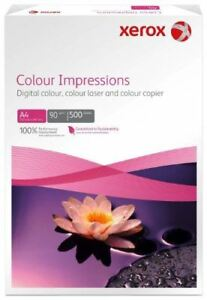 Xerox Colour Impressions 90gsm A4 500 Sheet